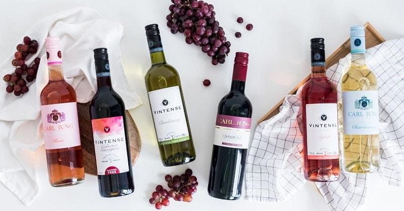Nealkoholické víno je vhodné pro řidiče i těhotné ženy.